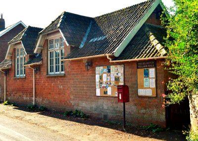 Thurloxton Village Hall outside-001