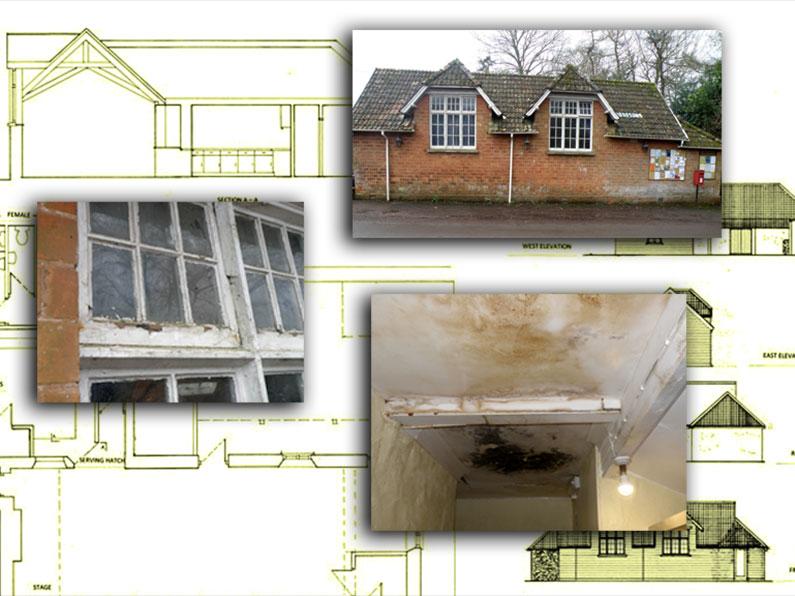 Thurloxton Village Hall Redevelopment has begun - plans