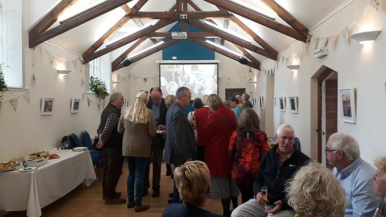 Thurloxton Village Hall The Grand Re-opening