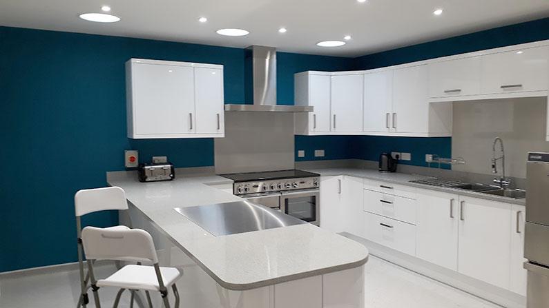 Thurloxton Village Hall Kitchen